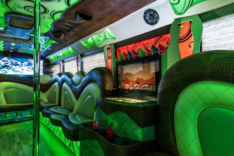party bus in tampa fl